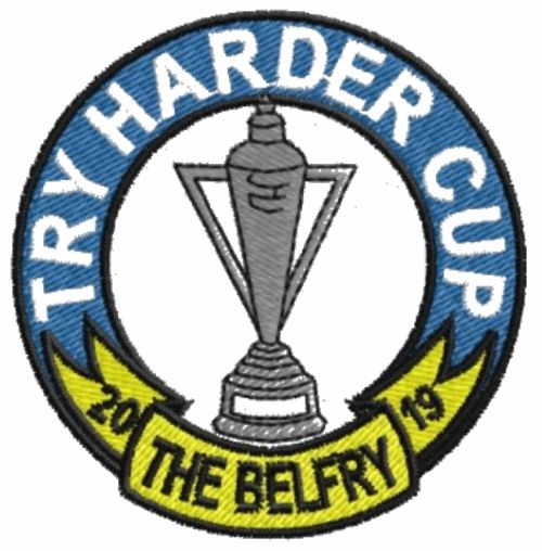 Try Harder Cup