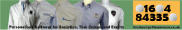 Personalised formal shirts