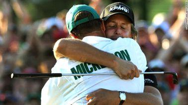 Has the Golfing Partnership Divorce become Inevitable