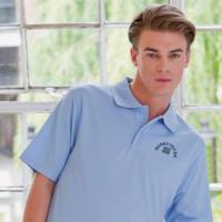 Coolplus mens golf polo shirt