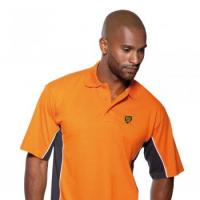 Gamegear track mens golf polo shirt