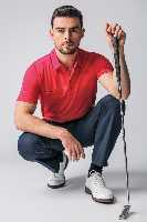 Chest Pocket Golf Shirt
