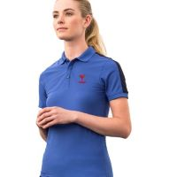 Contrast Panel Polo